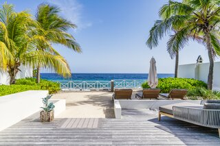A Sprawling Waterfront Villa in Curacao Seeks a Buyer for $3.4M