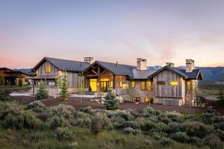 A Sprawling, Custom-Built Home Lists for $6M in Park City, UT
