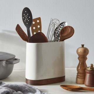 Stak Ceramics The Porter Utensil Crock