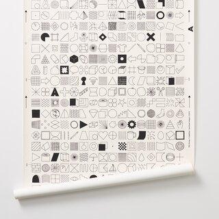 MakeLike 100 Things - Black on White