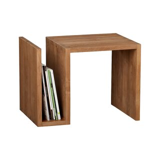 Crate and Barrel Entu Side Table