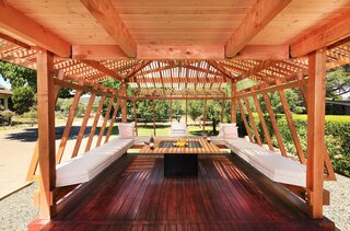6 Outdoor Projects That Showcase the Wonders of Sustainable Redwood