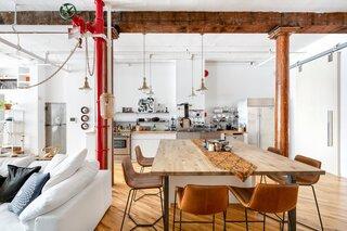 A Quintessential Soho Loft in New York City Asks $4.3M