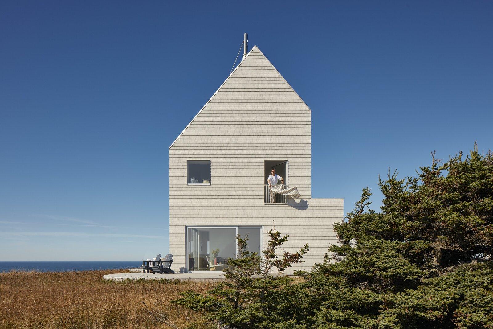 Les Rochers-La Shed Architecture