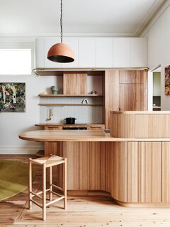 A Cramped Melbourne Victorian Gets an Earthy Refresh Inspired by the Australian Bush
