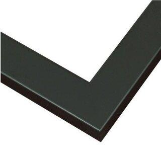 Pictureframes.com Satin Black Wood Picture Frame