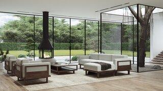"Model No.'s Quest to Design the ""Healthiest"" Sofa Ever"