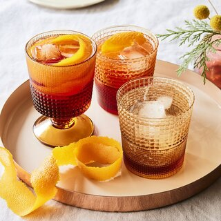 IVV Italian Retro Cocktail Glasses (Set of 2)