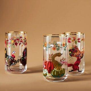 Inslee Fariss Autumn's Bounty Glass