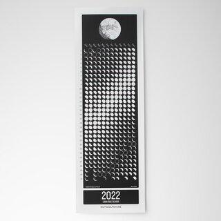 Schoolhouse 2022 Lunar Calendar