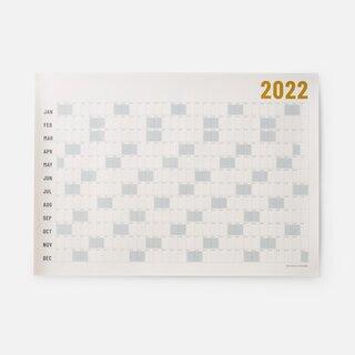 Schoolhouse 2022 Big Picture Calendar