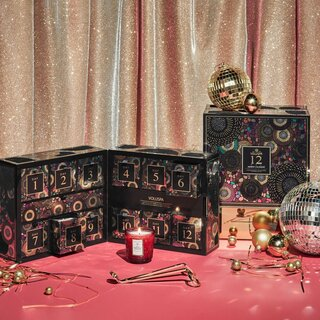 Voluspa Japonica Advent Calendar Candle Set