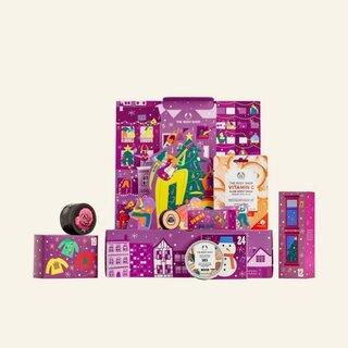The Body Shop Share the Joy Advent Calendar