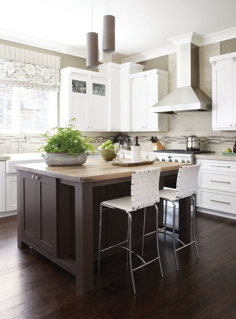 Photo 1 of 8 in How to Add a Modern Twist to Any Kitchen Style