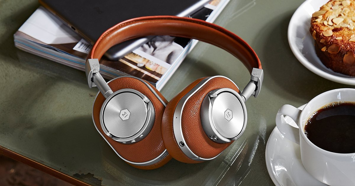 Photo 1 of 1 in MW60 Wireless Over-Ear Headphones