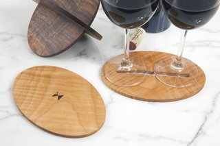 Saturn Coasters by Multiply