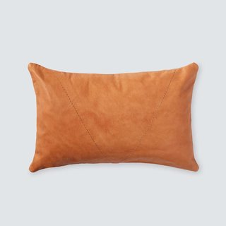 The Citizenry Pampas Leather Lumbar Pillow
