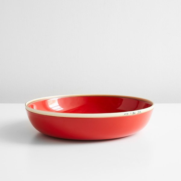 Meridian Red Bowl 11.5""