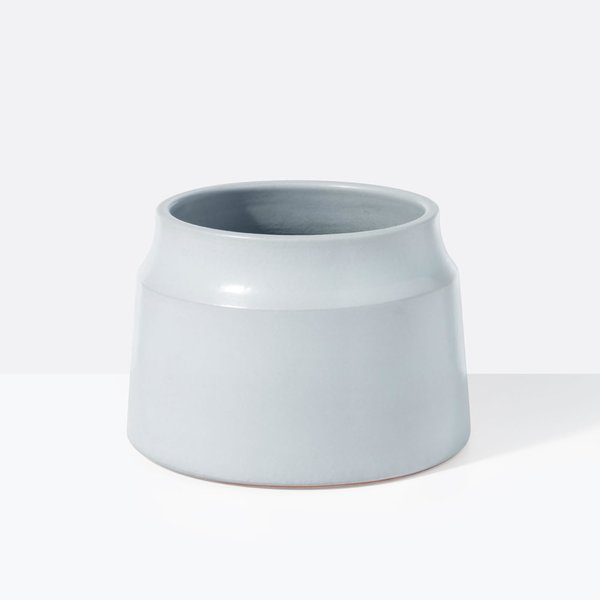 Arc Gray Small Planter