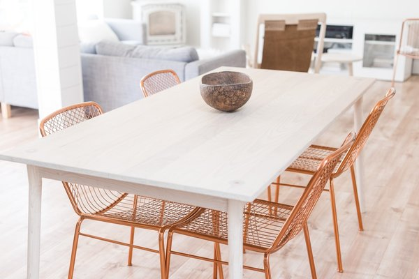 Fernweh Woodworking White Ash Dining Table