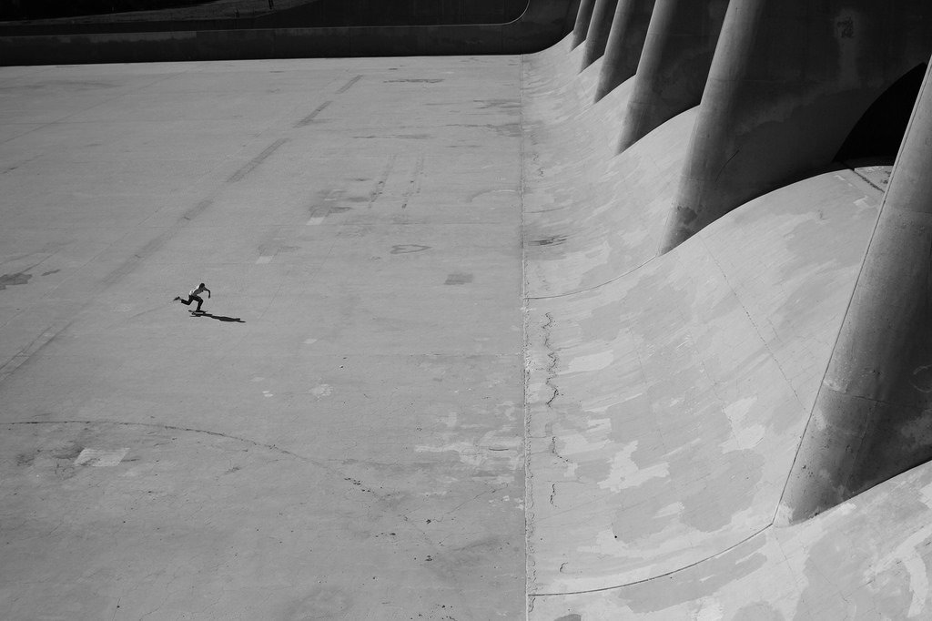 Modern Skate from Skateboarding