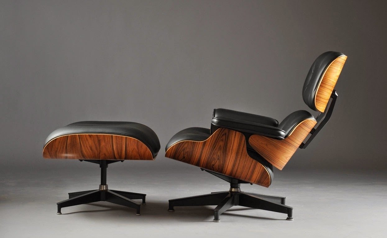 Eames Lounge Chair Porn   Dwell