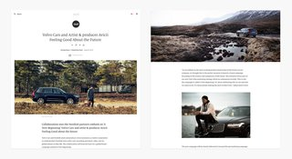 Native stories, written by Dwell in collaboration with your brand, are authentic, content-rich opportunities to tell your story with great writing, beautiful photography, and engaging videos.