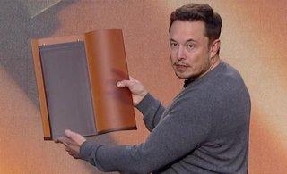 Want, Elon Musk's Solar Roof Tiles