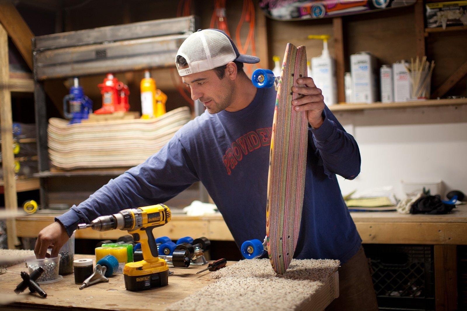 Photo 2 of 7 in IRIS Skateboards