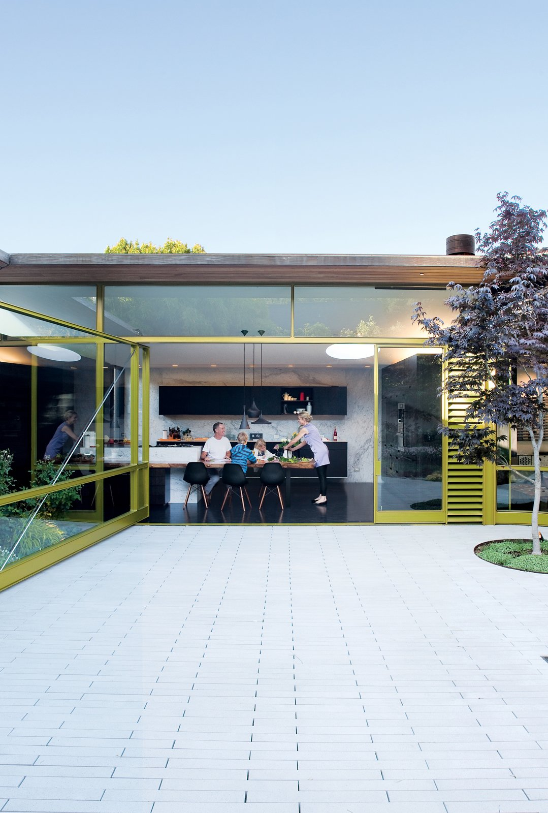 The Deam House by Lara Deam from Homes