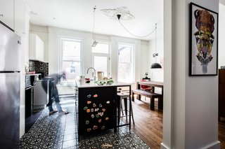 Historic Montreal House Meets DIY IKEA