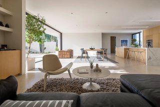 Taking it to the Desert With Dwell Home Tours - Photo 5 of 12 - The House on Marion is a perfect example of how a desert dwelling can be sustainably designed to work well with its sever environment, while also celebrating comfort and livability.