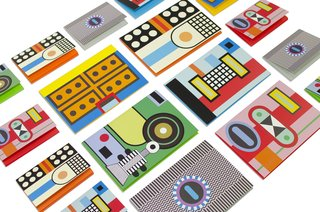 A Memphis Co-Founder's Bold New Paper Goods - Photo 1 of 3 -