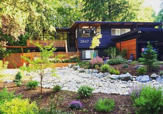 A Seattle Couple Renovates Their Dream House - Photo 1 of 1 -