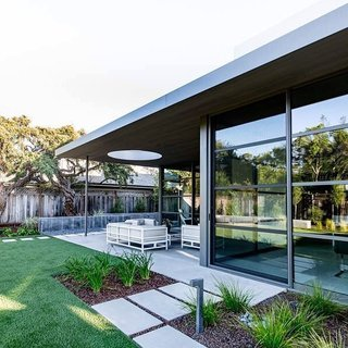 The Palo Alto Lantern House