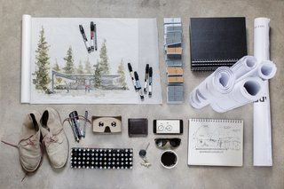 The Everyday Carry of an Architect: Dan Weber