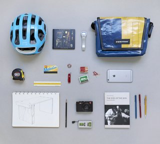 The Everyday Carry of an Architect: Jon Handley of Pulltab