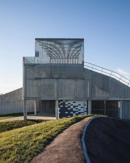 Taking Architecture to the BMX Track