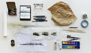 The Everyday Carry of an Architect: Kent Chiang of Aidlin Darling Design