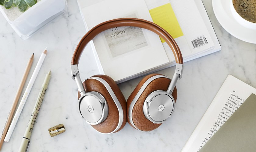 Photo 1 of 1 in Master & Dynamic MW60 Wireless Headphones