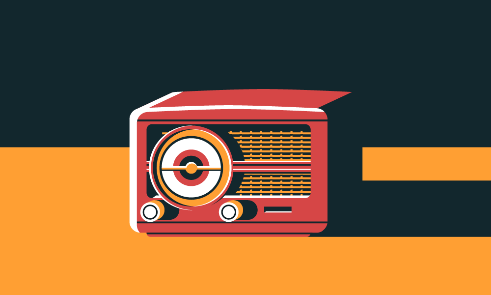 Jeremy Booth's Radio Series puts the spotlight on midcentury radios.  Photo 4 of 4 in Midcentury Illustrations—From Kentucky to Paris