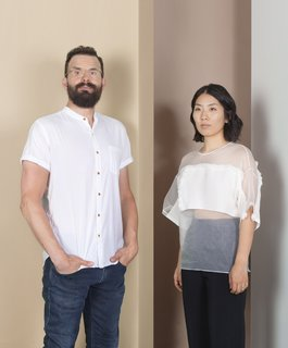 The Everyday Carry of a Creative Duo: Early Work - Photo 1 of 4 - Meet Mimi Jung and Brian Hurewitz.