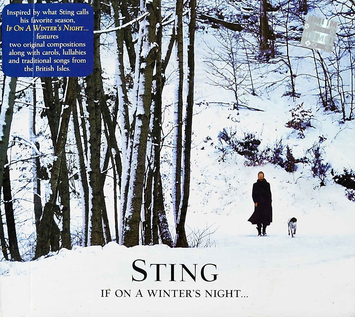"""""""If on a Winter's Night"""" by Sting from Amazon for $11.23  Photo 9 of 12 in An Expert's Guide to a Bavarian-Coloradan Holiday"""