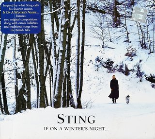 If on a Winter's Night by Sting from Amazon for $11.23