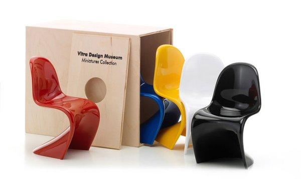 Vitra Miniature Panton Chairs