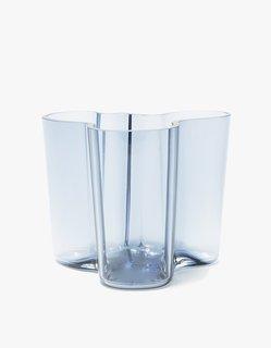 Iittala's Alvar Aalto Vase in Rain, $125