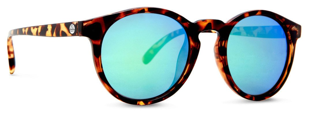 Sunski Dipseas Sunglasses in Emerald Tortoise, $55  Photo 3 of 7 in The 5 Outdoorsy Gifts That Every Modern Camper Needs