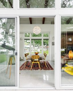 This Texas Lake House Isn't Afraid to Let the Light In - Photo 1 of 3 - #dwellPOW