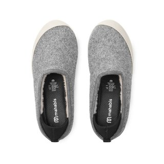 For the ones who value both comfort and innovative design, these indoor/outdoor slippers will be a welcome sight this Christmas. Mahabis Classic Slippers, $99