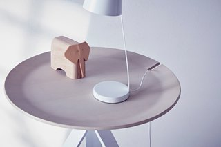 """The collection includes a number of playful and functional animals that Chris and Nick had fun designing. Chris explains that it all started when Target suggested they design something """"figural"""" or decorative, """"which is not a typical starting point for a modernist."""" He continues, """"But I did recall that many of the midcentury Scandinavian furniture designers had also created animal figures. I thought that was a good place to start."""""""